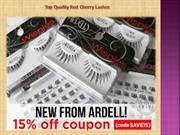 Top Quality Red Cherry Lashes