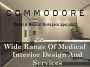 Wide Range Of Medical Interior Design And Services