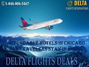 Affordable Hotels in Chicago for Travelers Stay in Hotel