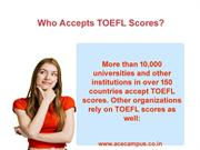 How To Get Started With TOEFL Exams – Ace Campus