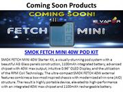 Coming soon products 2 - Wholesale Vapor Supplies