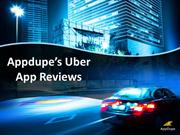 Appdupe Reviews -Appdupe Review - Appdupe Client Reviews for Uber Clon