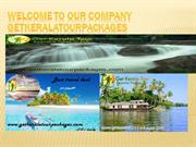 Kerala tour packages-kerala packages