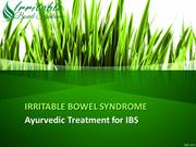 Best IBS treatment in Ayurveda