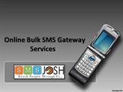 SMS Gateway Provider in Hyderabad, SMS Gateway Marketing