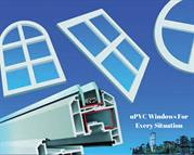 Safe Your Home With uPVC Windows and Doors