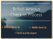 British Airways Customer number