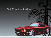 Sell Your Car Online at Brokencarcollection Company