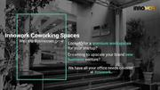 Best Coworking Office Space in Noida- Innowork