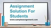 best assignment help in Melbourne for university students
