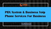 PBX System & Business Voip Phone Services For Business