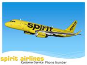 1877-546-7370  Spirit Airlines Customer Service Phone Number