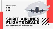 Spirit Airlines Flights Deals - Tripiflights - Must See!