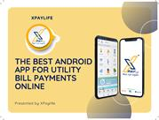 The best Android app for utility bill payments online (1)