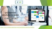 at QuickBooks helpline number +1-844-200-2627 for immediate support.