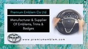 The Auto Emblems And Badges Designed By Premium Emblem Co ltd