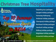 Top 20 Affordable Holiday Packages Places in India