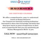Advance Diploma Course in HR