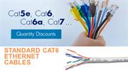 Standard Cat6 Cables - FruityCables