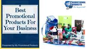 Custom Promotional Items | Best Deals at My Promotional Products