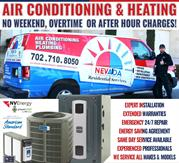 Air Conditioning & Heating Company in Las Vegas