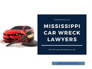 Car Wreck lawyers Mississippi - Make it Legal With Lawyers