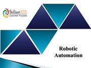 Robotic Automation in warehouse