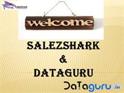 Salez Shark & Data guru