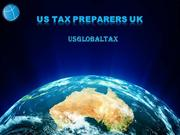 US tax preparers uk