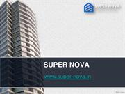 2/3 BHK Flats in Noida – Super Nova