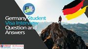 Germany student visa interview question and answers