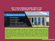 Buy your Dream Home with the help of a Suitable Home Loan