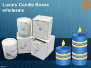 Custom Candle Boxes Wholesale New York