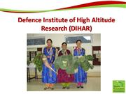 Dihar-Innovation for India Award Winner