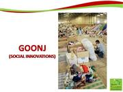 Goonj-Innovation for India Award Winner