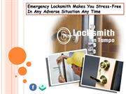 Emergency Locksmith Makes You Stress-Free In Any Adverse Situation Any