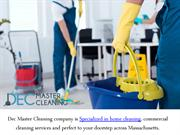 Find The Right Cleaning Service In Worcester - Dec Master Cleaning