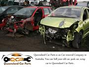 Are You Selling Your Junk Car for Cash - Queensland Car Parts