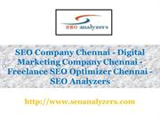 Digital Marketing Company Chennai, seo company chennai