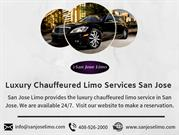 Luxury Chauffeured Limo Services San Jose