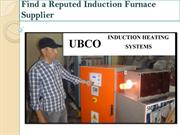 Find a Reputed Induction Furnace Supplier