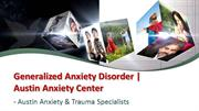 Generalized Anxiety Disorder | Austin Anxiety Center
