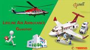 Find Best Air Ambulance in Guwahati Anytime by the Trusted Service