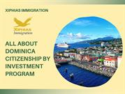 All about Dominica Citizenship by Investment Program