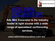 Earthmoving Contractor In sydney