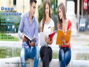 Best IIT JAM, UGC NET, IES, M.A Coaching Institute in Delhi, Mumbai