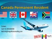 CANADA PR VISA CONSULTANCY IN HYDERABAD