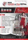 The Indian Fashion and Film festival   Hitech City, Hyderabad