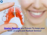 Hawley Retainers | Orthodontic Experts