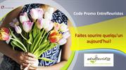 Let Love Bloom with Code promo Entrefleuristes